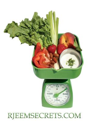 كم يحتاج الجسم من السعرات الحرارية في اليوم