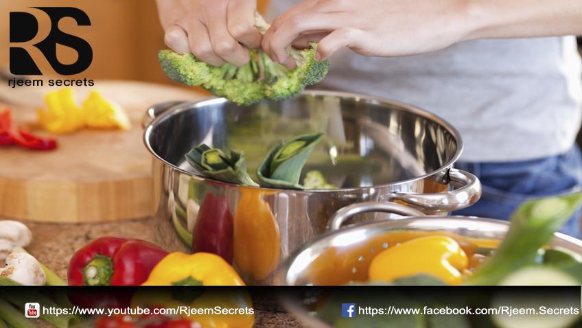 الرجيم والطهي الصحي 2
